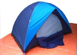 lều du lịch, lều cắm trại 4 người 2 lớp windtrip